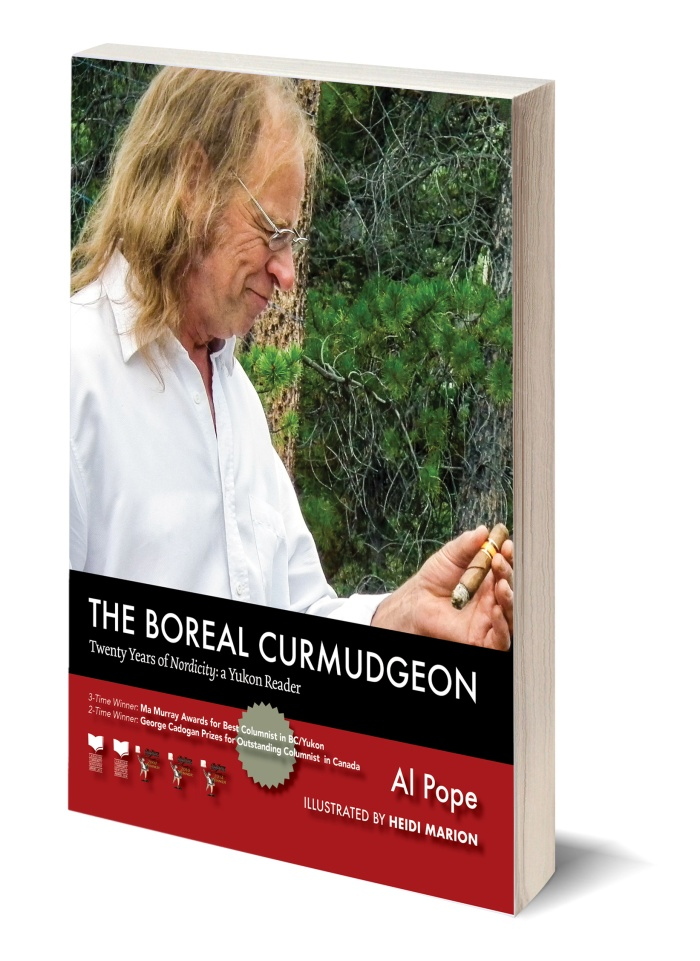 TheBoreal_Curmudgeon_AlPope_LargeCover